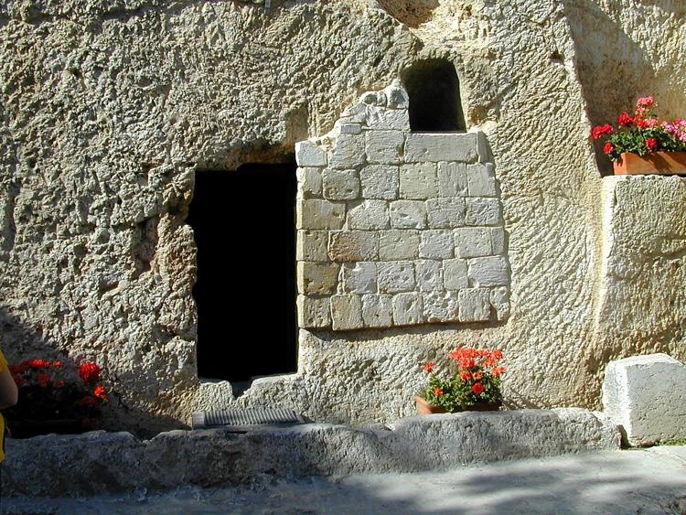 Где находится могила христа